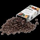 Simon Coll Gluténmentes Pirított Kakaóbabok  Étcsokoládéban Kis Fémdobozban 30g