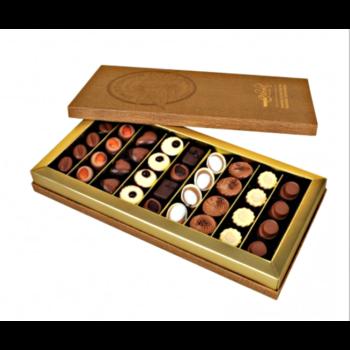 L'C Exclusive Design Kézműves Praliné Válogatás Belga Csokoládéból 450g