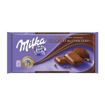 Milka Csokoládé-habkrémes csoki 100g