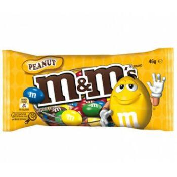 M&M's földimogyorós drazsé 45 g