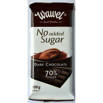 Vawel Diabetikus étcsokoládé édesítőszerrel 100g