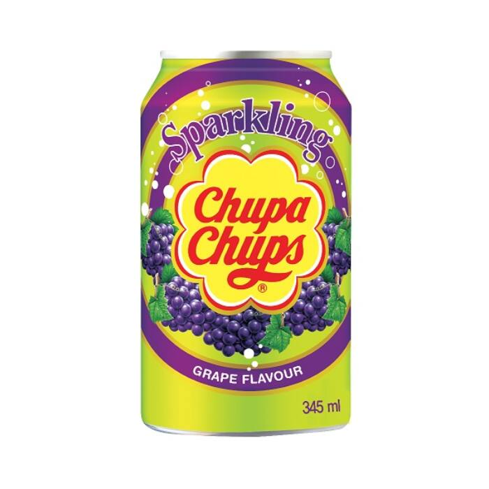 Chupa Chups Szőlő 345ml