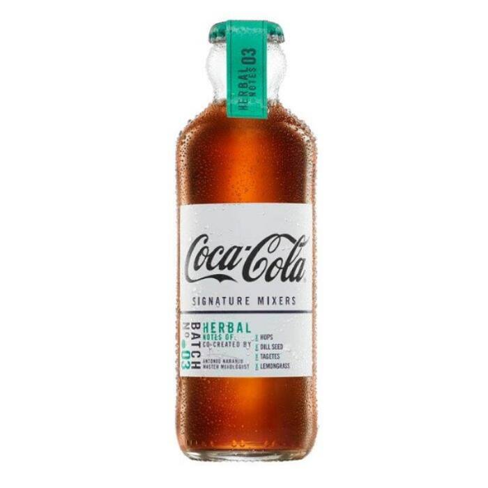 Coca Cola Signature Mixers Herbal Notes 200ml