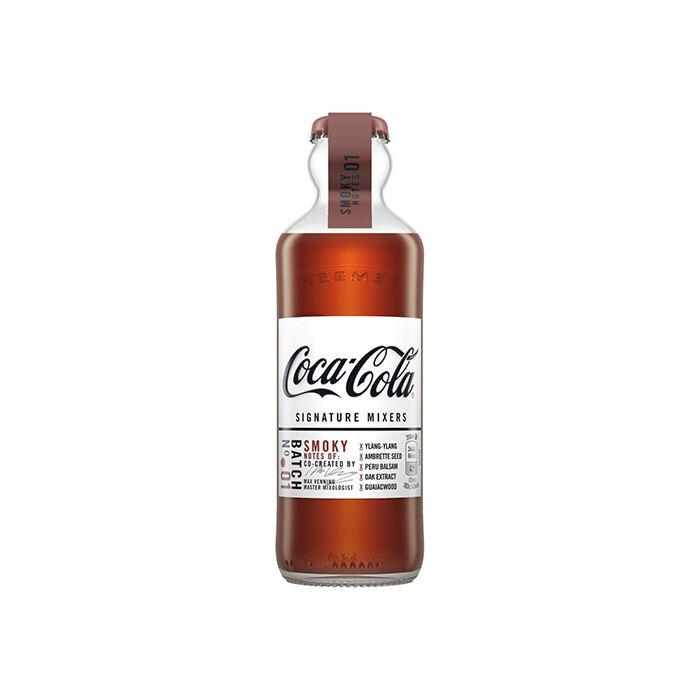 Coca Cola Signature Mixers Smoky Notes 200ml