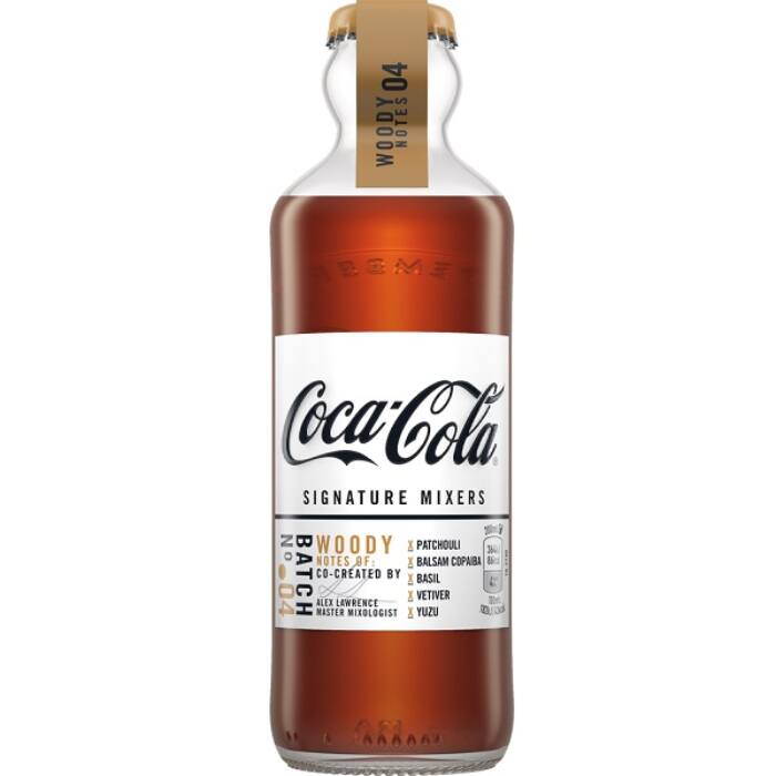 Coca Cola Signature Mixers Woody Notes 200ml