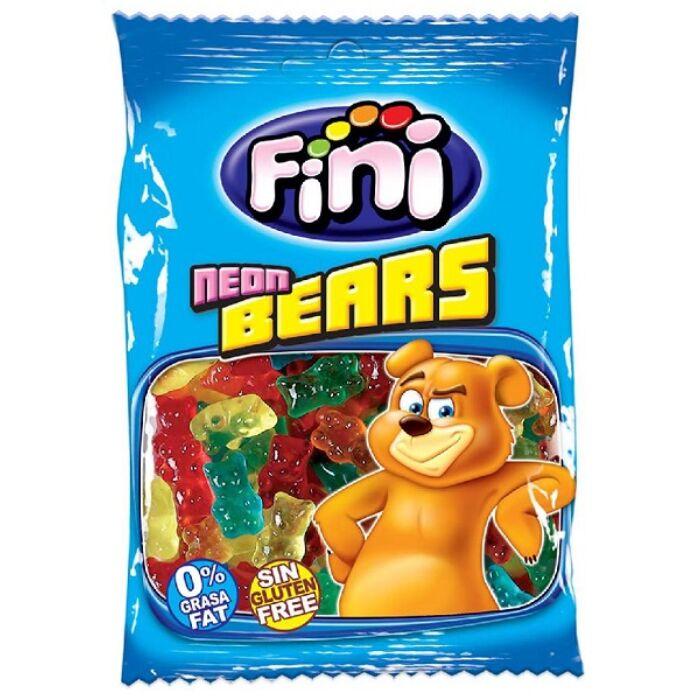 Fini Neon Bears 85g