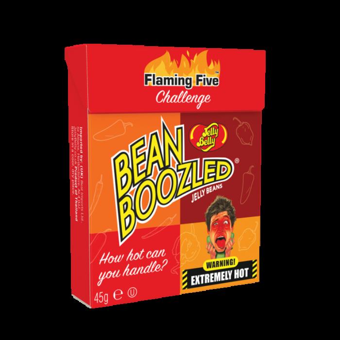 Bean Boozled New Csípős Lángoló Ötös Kihívás Utántöltő 45g