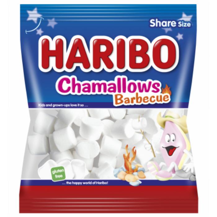 Haribo Chamallows Barbecue 100g