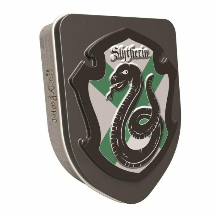 Jelly Belly Harry Potter Crest Mardekár 28g (zöld)