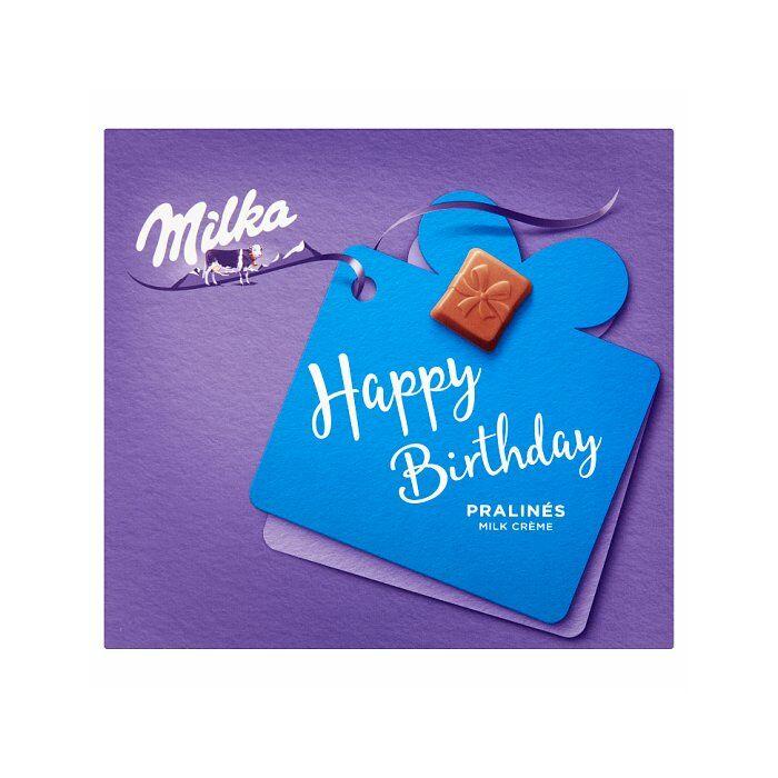 Milka Happy Birthday Desszert 110g