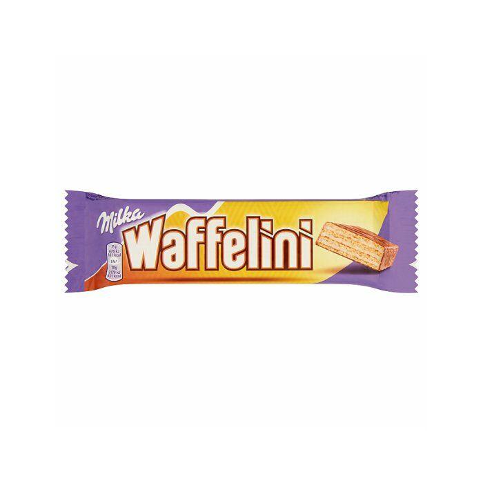Milka Waffelini Tejcsokoládé 31g
