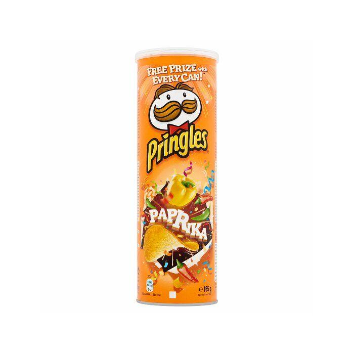 Pringles Paprikás 165g