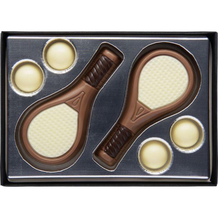 Tejcsokoládé Tenisz Szett 65g