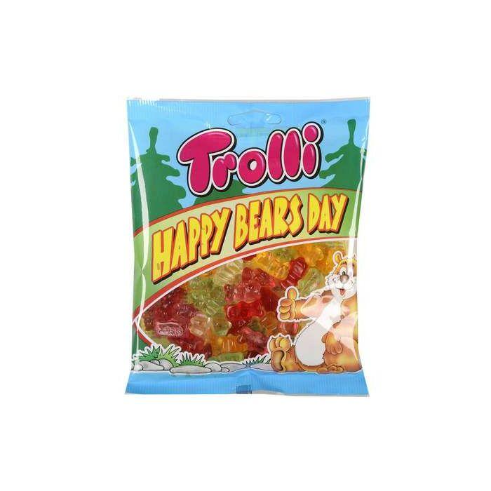 Trolli Happy Bears Day gumicukor 100g