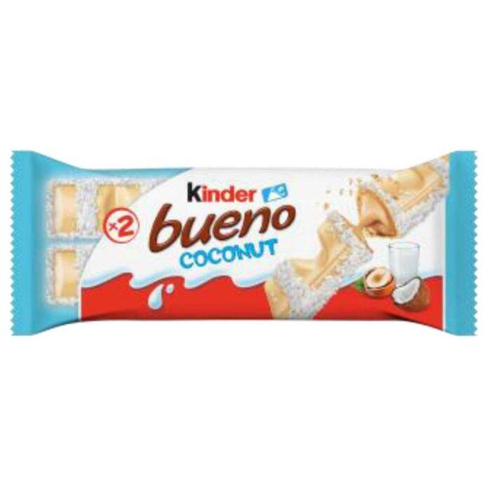 Kinder Bueno Coconut Limitált Kiadás 39g