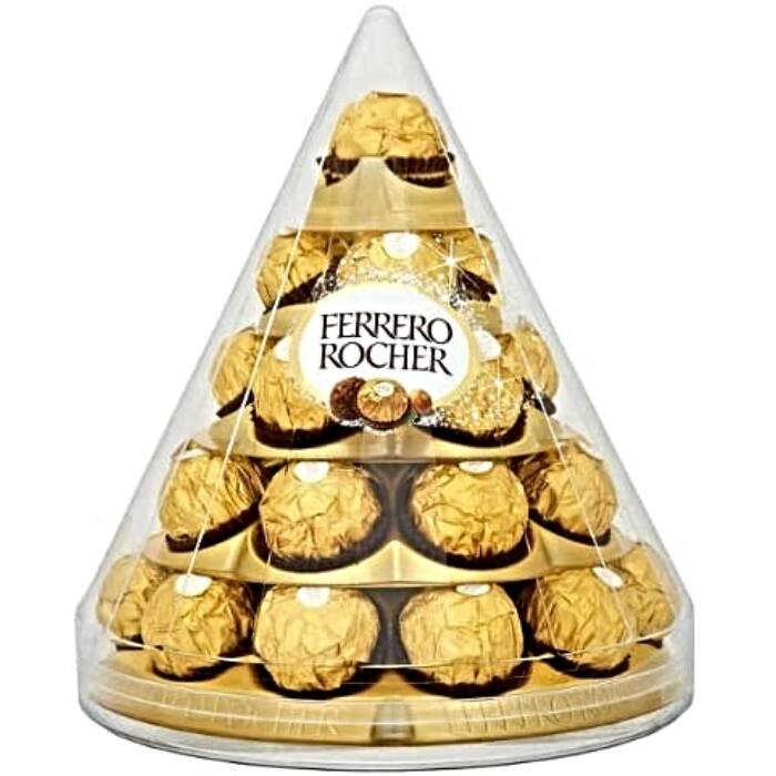 Ferrero Rocher Ünnepi Gúla Ajándékdoboz 350g