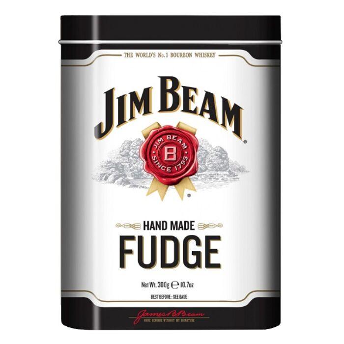 Jim Beam Whiskey-s Házi Készítésű Puha Karamella Fémdobozban 300g