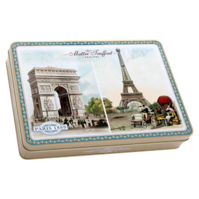 Maitre Truffont Nostalgie Paris fémdobozban 220g