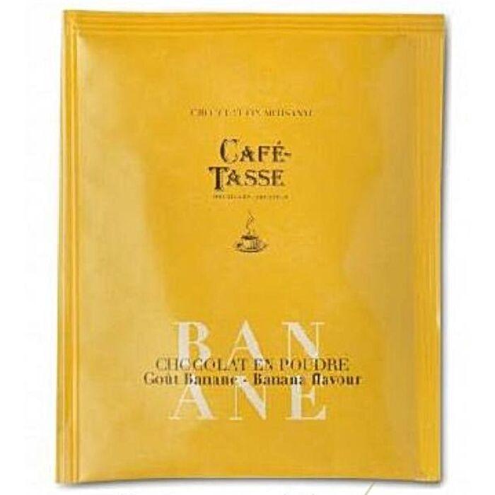 Café Tasse Belga Banános Forró Csokoládé Tasakban 20g