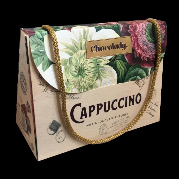 Chocolady OlaszTejcsokoládé Praliné Cappuccino Ízű Krémmel  170g