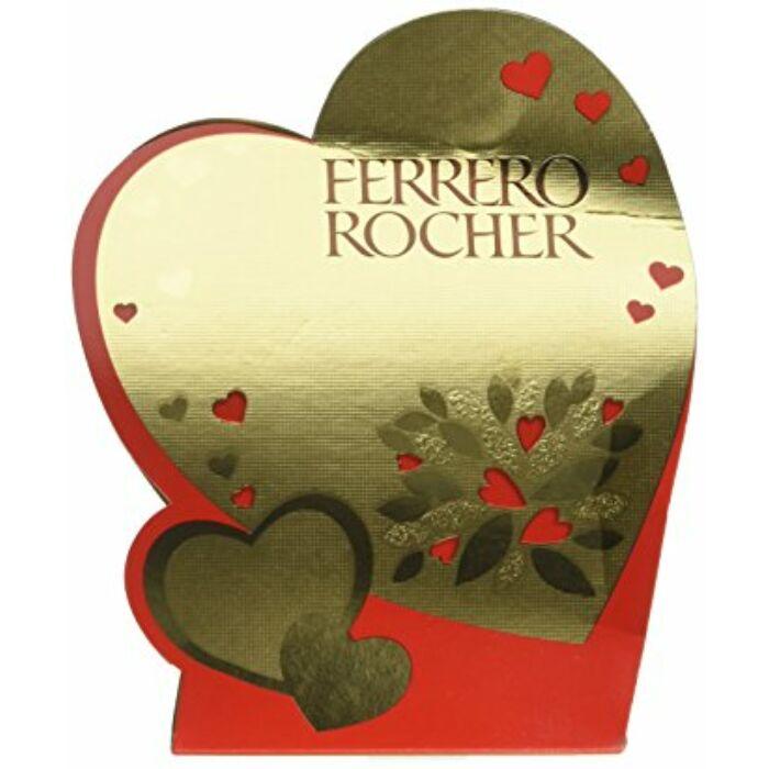 Ferrero Rocher Szív 50g
