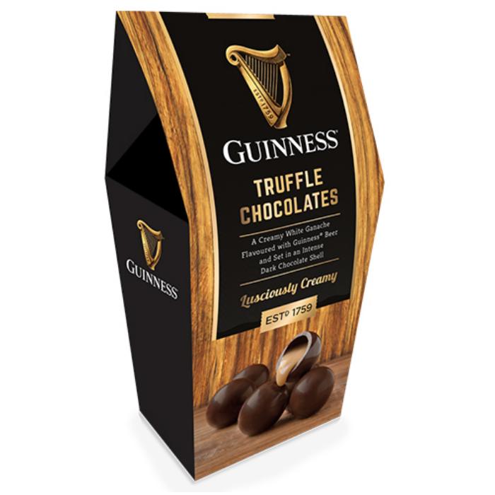 Guinness Étcsokoládés Truffles Golyók 135g
