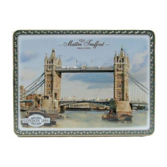 Maitre Truffont Nostalgie London fémdobozban 220g
