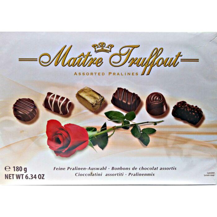 Maitre Truffout Válogatás Praliné 180g