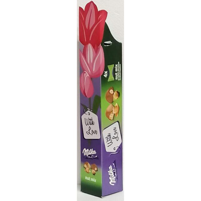 Milka Moments Válogatás Flower Box 35g