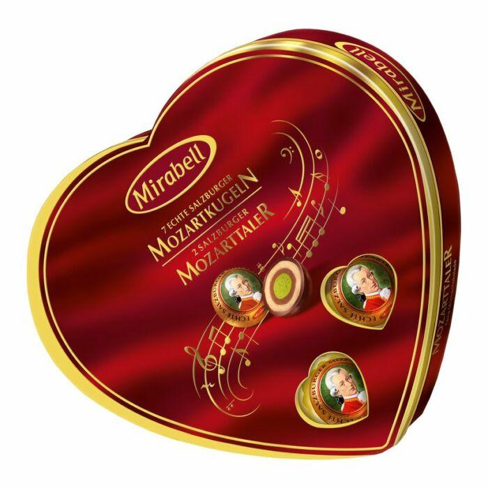 Mozart Mirabell Szív 159g