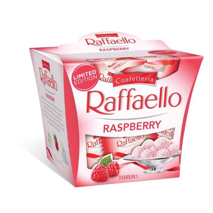 Málnás Raffaello Limitált Kiadás 150g