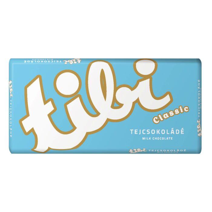 Tibi Classic Tejcsokoládé 90g