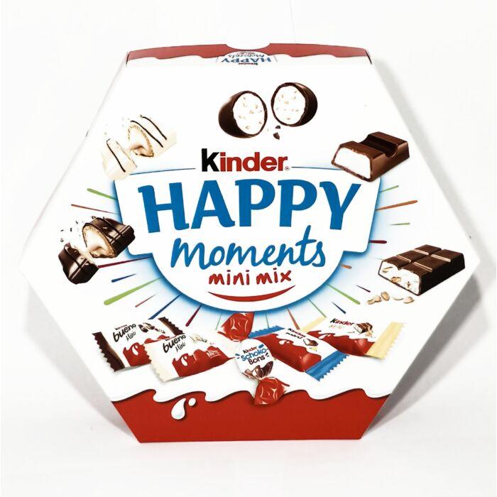 Kinder Happy Moments Mini Mix Válogatás 162g