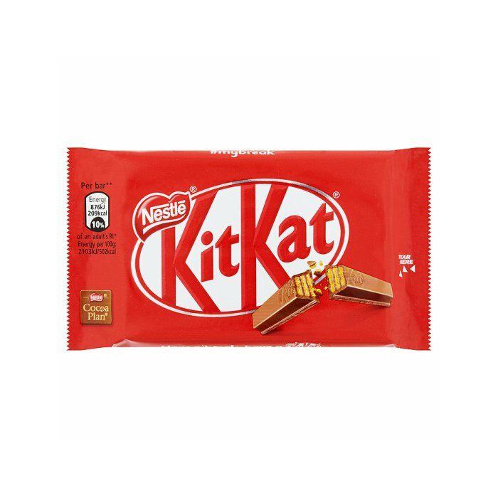 KitKat Ropogós Ostya Tejcsokoládéban 41,5g