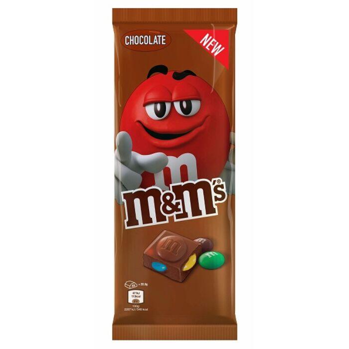 M&M's Tejcsokoládé CHOCOLATE 165g