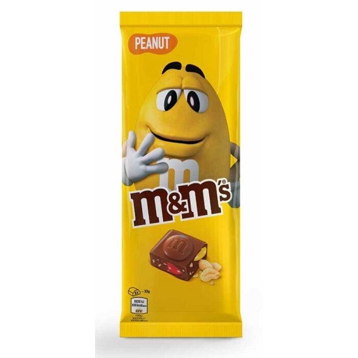 M&M's  Tejcsokoládé Földimogyorós 165g