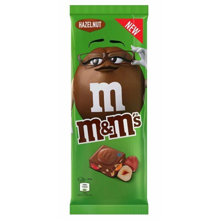 M&M's Tejcsokoládé Mogyorós 165g