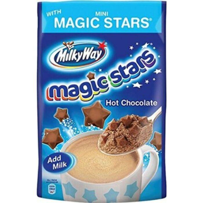 Milky Way Forró Csokoládé Por Csokoládé Darabkákkal 140g