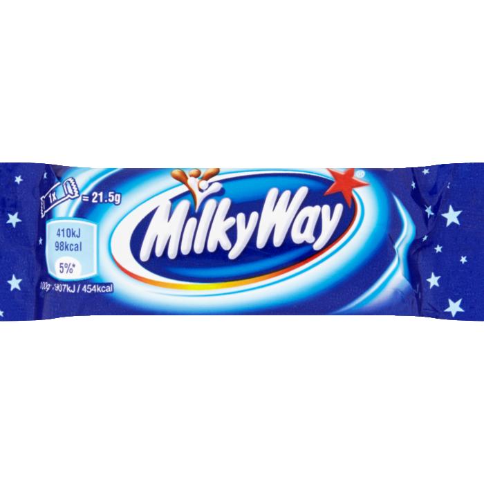Milky Way Tejcsokoládé 21,5g