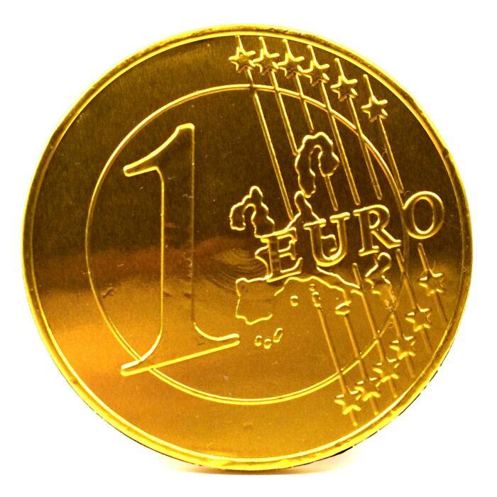 Only Tejcsokoládé Nagy Euró Érme 21,5g
