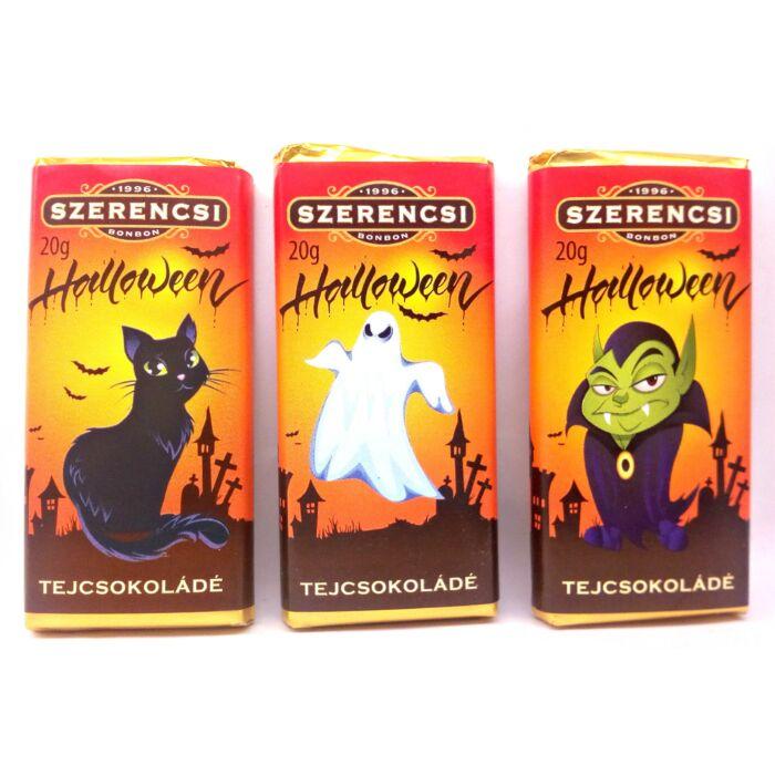 Szerencsi Halloween Tejcsokoládé 20g(1 db)
