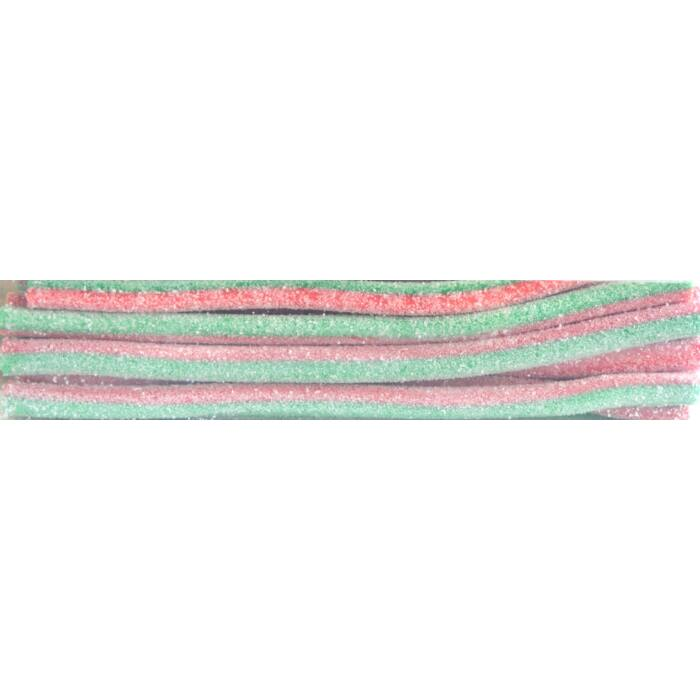 Fini savanyú  Eper-Lime  kábel gumicukor 1db(25g)