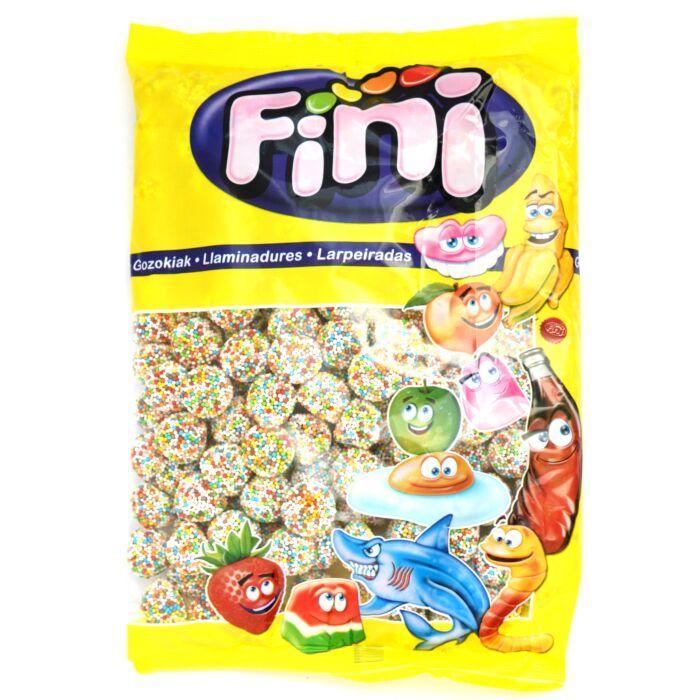 Fini Multicolor Gyümölcsízü Gumicukor 1000g