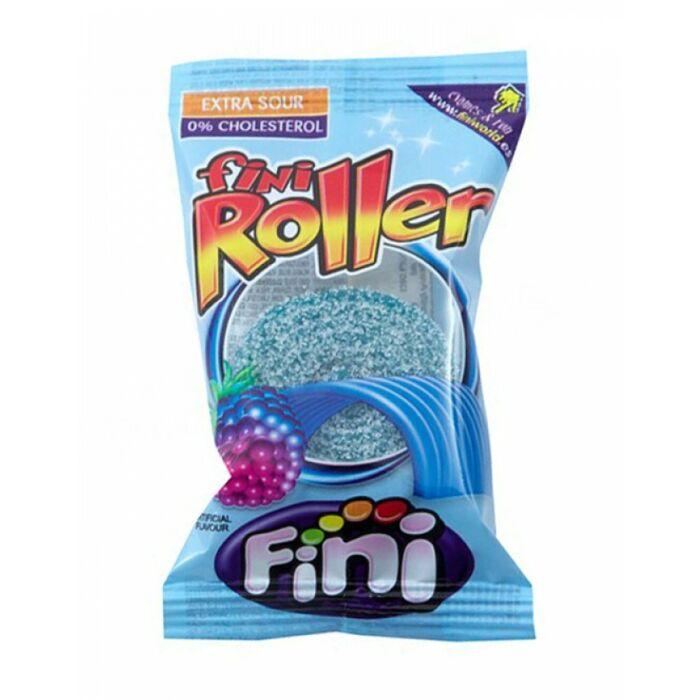 Fini Roller Áfonya gumicukor 20g