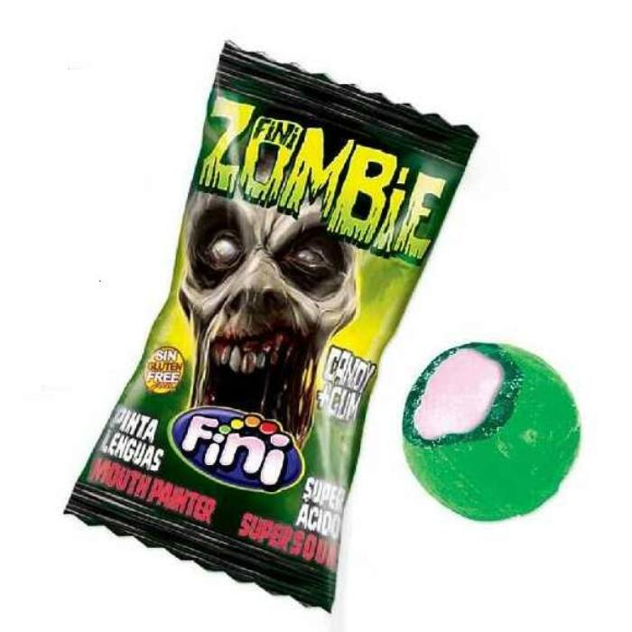 Fini Zombie Savanyú Kemény Cukorka 5g