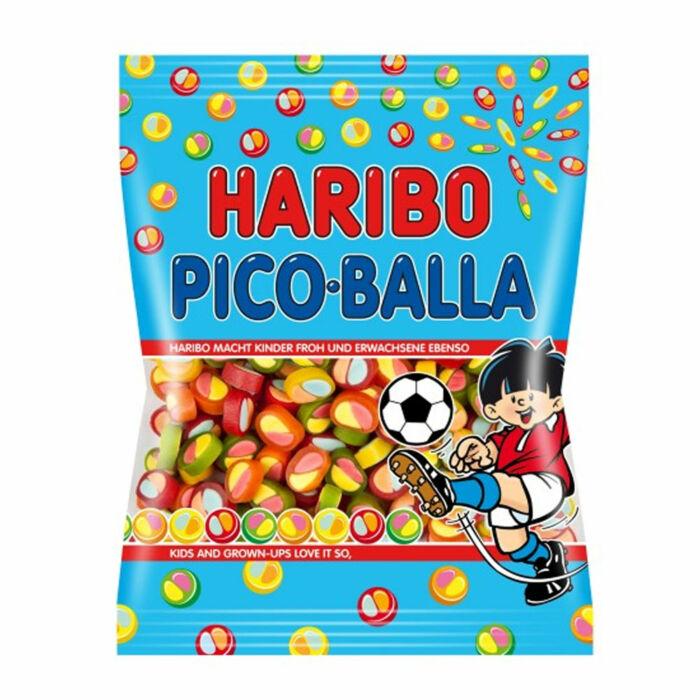 HariboPico-Balla Gumicukor 85g