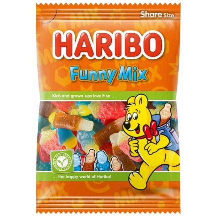 Haribo Funy Mix Gumicukor 200g