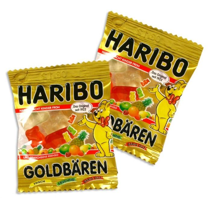 Haribo Goldbären Mini 10g (1 db)