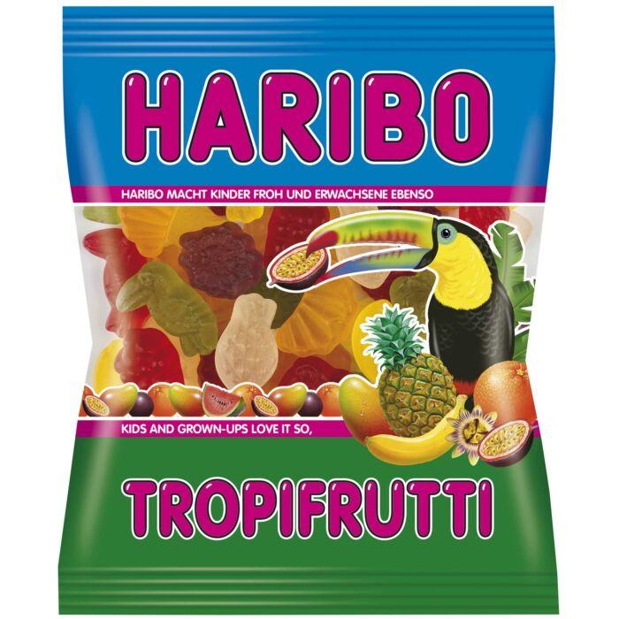 HariboTrópusi gyümölcs 200g
