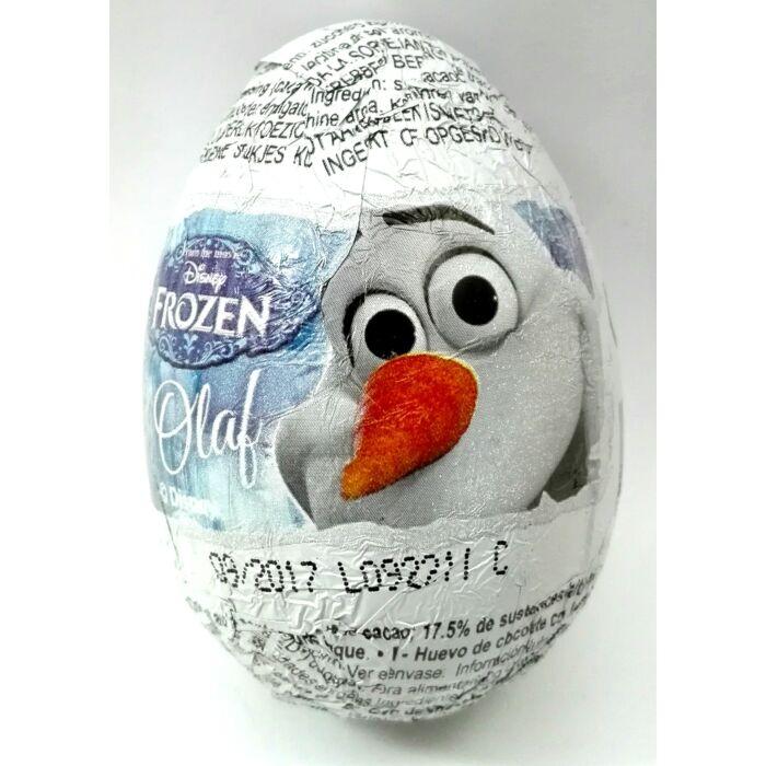 Zaini Csoki Meglepetés tojás Jégvarázs 20g